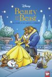 Beauty and the Beast (2021) HC: The Story of the Movie in Comics
