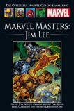 Die Offizielle Marvel-Comic-Sammlung 208: Marvel Masters - Jim Lee