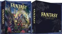 Blacklist Miniatures: Fantasy Series 1 - Grundbox & Stretch Goal Box