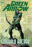 Green Arrow: 80 Years of the Emerald Archer (2021) The Deluxe Edition HC