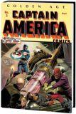 Golden Age Captain America (2021) Omnibus HC 01