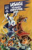 Usagi Yojimbo Origins (2021) TPB 01: Samurai
