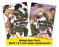 AntiMagic Academy Test-Trupp 35 - Starter-Spar-Pack (Band 1+2)