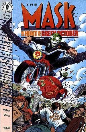 the mask darkhose comics pdf