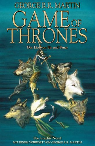 Game of thrones das lied von eis und feuer graphic novel 1