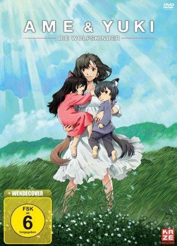 Ame Und Yuki Die Wolfskinder