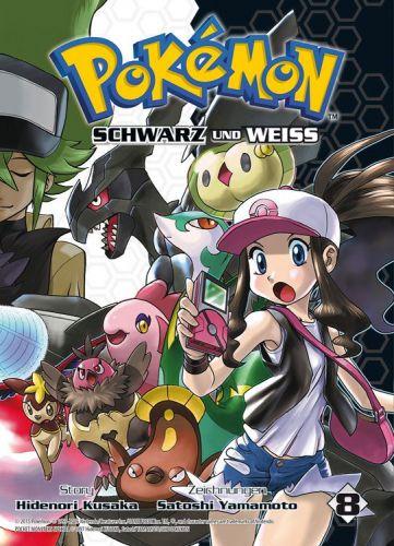 Pokemon Schwarz Und Weiß