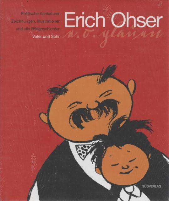 Erich Ohser: Politische Karikaturen, Zeichnungen ...