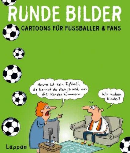 Runde Bilder Cartoons Fur Fussballer Fans